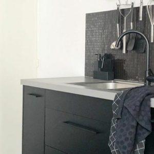 Zwarte deurkrukken voor een stijlvolle binnenkomst